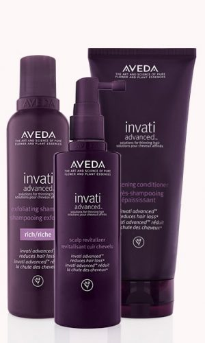 Aveda invati advanced system rich