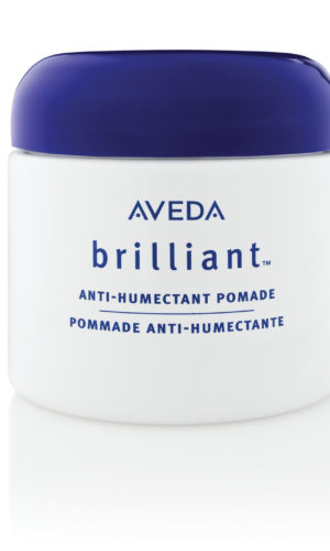 brilliant anti-humectant pomade