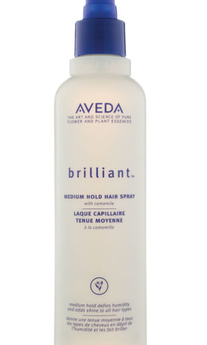 aveda brilliant medium hold hair spray