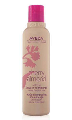 aveda cherry almond leave-in conditioner