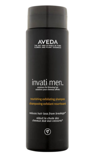 invati men shampoo