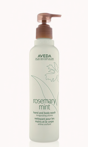 aveda rosemary mint hand and body wash