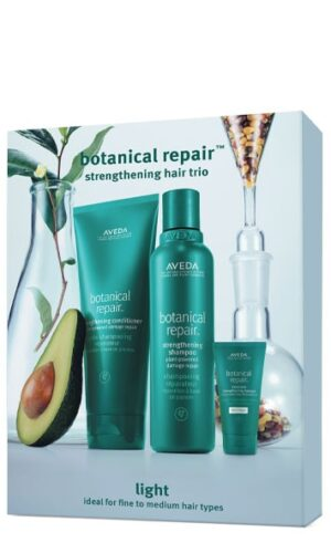 botanical repair light masque strengthening trio