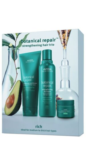 botanical repair rich masque strengthening trio