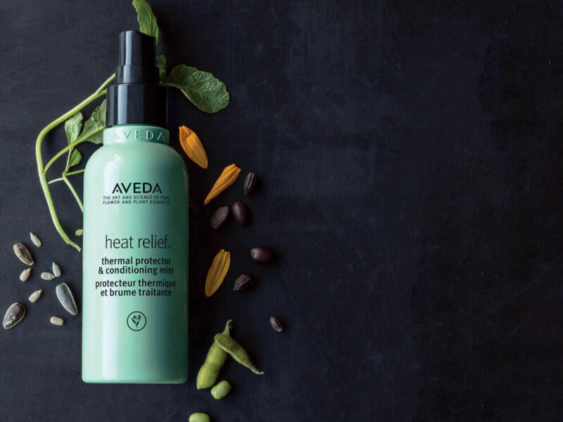 heat relief aveda
